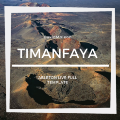 Timanfaya - Hardgroove / Ableton Live 10 Project Full Template